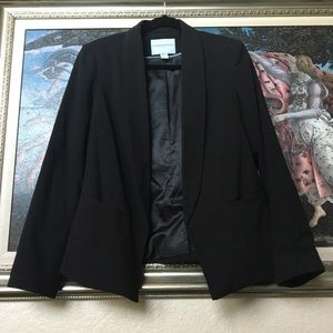 Black Blazer size Medium by Katherine Barclay